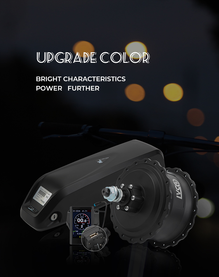 Upgrade color